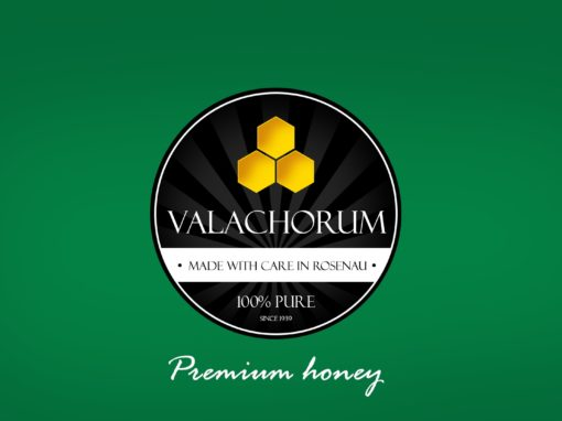 Valachorum Honey – Logo